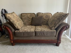 3-Set Couch for Sale in Alexandria, VA
