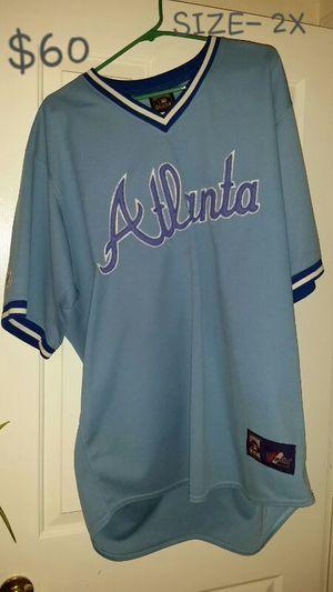 Throw back jersey Atlanta for Sale in Austin, TX