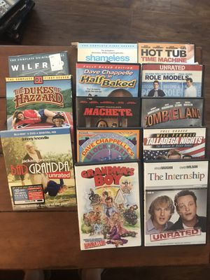 Comedy DVD lot for Sale in Clearwater, FL