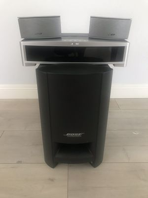 Bose system-complete set for Sale in Riverside, CA