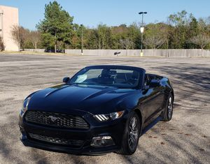 2017 Ford Mustang EcoBoost Premium Convertible for Sale in Houston, TX