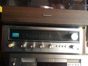 Pioneer Receiver pioneer Vinyl for Sale in Oceanside, CA
