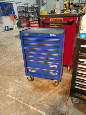 7 drawer tool box for Sale in Odessa, TX