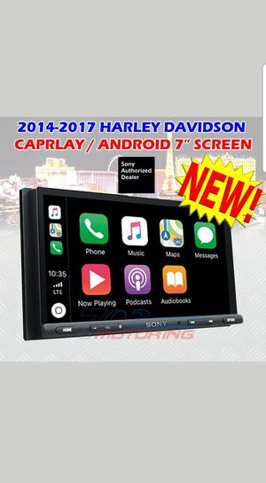 "SONY XAV-AX5000 7"" MEDIA RECEIVER APPLE CARPLAY/ANDROID AUTO SIRIUSXM USB BT for Sale in San Diego, CA"