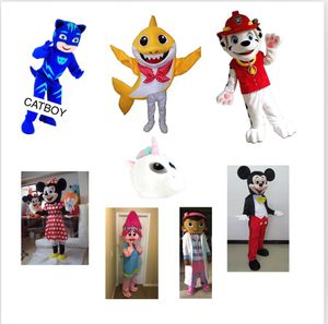 Mascots Cartoon Characters (Costume for Sale in Morrow, GA