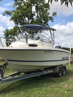 Wellcraft 24 ft excelente mercury 250hp 2005 for Sale in Homestead, FL