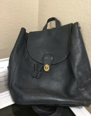 Leather bag pack $20 for Sale in Fort Worth, TX