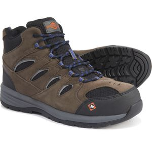 Merrell Windoc Mid Work Boots Steel Safety Toe Boulder for Sale in Hialeah, FL