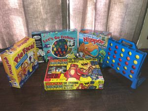 5 Kids Games for Sale in Spring Valley, CA
