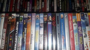 Assorted Lot of DVD's for Sale in Twin Bridges, CA