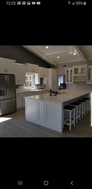 Beautiful kitchen cabinets for Sale in Estero, FL