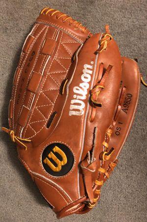 Wilson Optima Silver Softball Glove for Sale in Hacienda Heights, CA