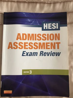 HESI Admission Assessment Exam Review for Sale in Burbank, CA