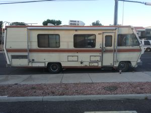 1985 gmc p3500 sun chaser for Sale in Las Vegas, NV