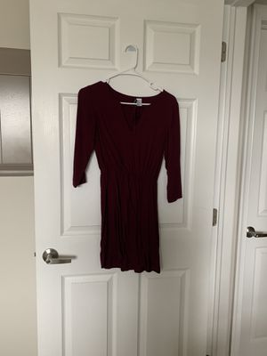 Purple mini dress size 2 for Sale in Plymouth Meeting, PA