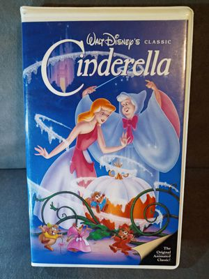 Rare 1990's Cinderella Black Diamond Edition for Sale in Gahanna, OH
