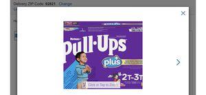 Huggies PullUps boys 2T-3T for Sale in Brea, CA