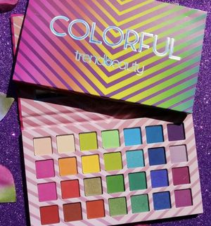 Trend Beauty Colorful Eyeshadow Palette for Sale in San Antonio, TX