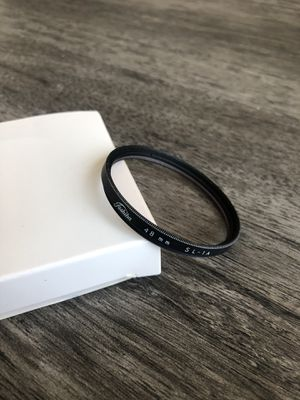 Toshiba 48mm camera lens filter Canon for Sale in Tampa, FL