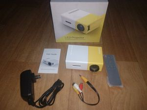 Mini LED Projector for Sale in Revere, MA