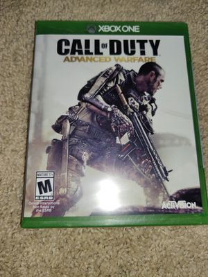 New sealed Call of Duty:Advanced Warfare Xbox One for Sale in Chandler, AZ