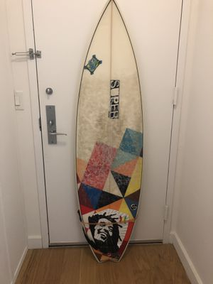 SuperBrand Toy Surfboard 5'10 great condition for Sale in New York, NY