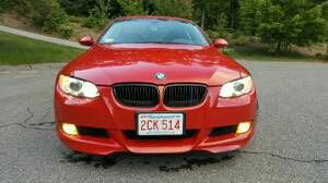 BMW 328xi COUPE 2007 6MT