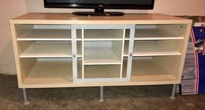 Large tv entertainment stand for Sale in Pittsburgh, PA