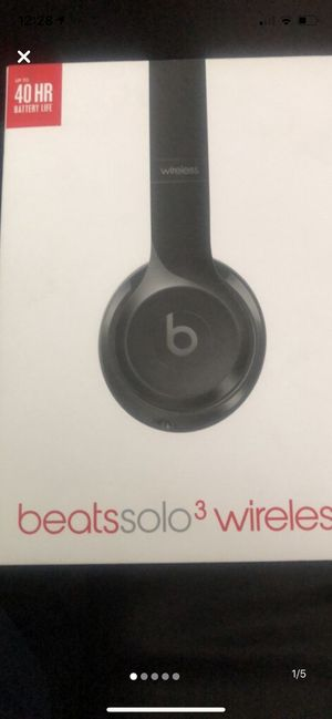 Beats Solo 3 for Sale in San Marcos, TX