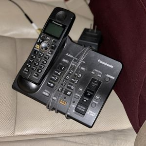 Panasonic cordless house phone for free for Sale in Newark, NJ