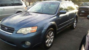 2006 Subaru Outback Limited AWD 4doors heated Seat Leather sunroof Loaded for Sale in Manassas, VA