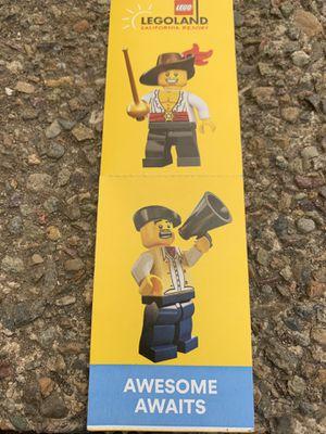 LEGOLAND HOPPER $60 for Sale in San Diego, CA