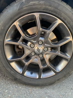 Dodge Charger rims tires for Sale in Jersey City, NJ