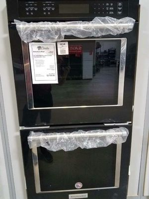 """New Discounted KitchenAid Black 27"""" Wall Oven 1yr Manufacturers Warranty for Sale in Gilbert, AZ"""