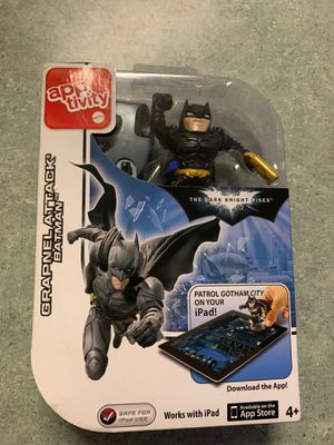 Brand new grapnel attack Batman for Sale in Sebring, FL