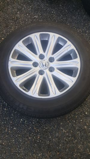 Honda tire rims for Sale in Everett, WA