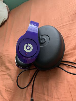 Beats By Dre Studio 1 Purple for Sale in Coral Springs, FL