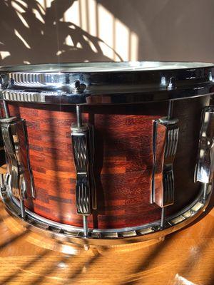 Padauk Custom Snare Drum 8x14 for Sale in Mokena, IL