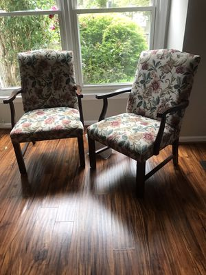 Hickory style chairs for Sale in Centreville, VA