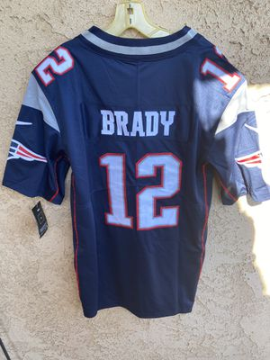 Tom Brady New England Patriots Football NFL Jersey Youth Small for Sale in Covina, CA