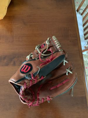Wilson A2K DP15 11.5 Infield Baseball Glove for Sale in PA, US