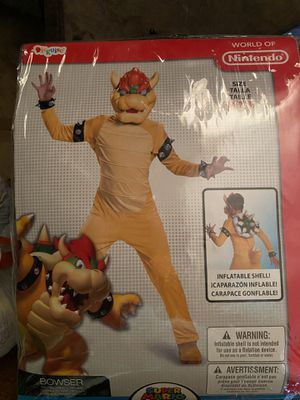 Bowser costume for Sale in Tempe, AZ