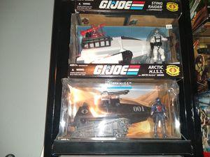 GIJOE ACTION FIGURES COLLECTBLES for Sale in La Habra, CA
