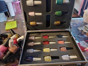 Opi gel polish and lacquer for Sale in Lexington, NC
