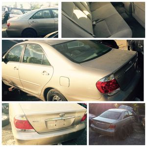 2006 Toyota Camry LE parts only for Sale in Rockville, MD