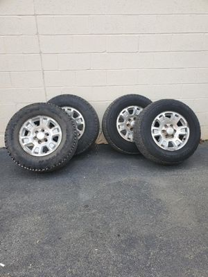 Truck tires 2008 for Sale in Manassas, VA