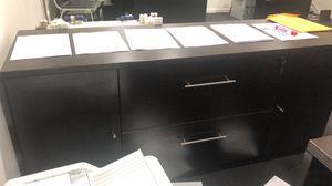 Credenza, file cabinet for Sale in Los Angeles, CA