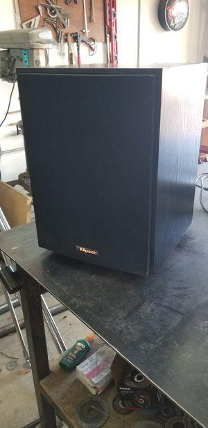 Klipsch SW8 ii powered sub for Sale in Phoenix, AZ