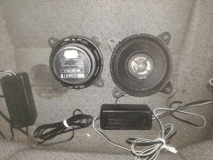 Very very rare MB QUART CAR AUDIO SPEAKERS for Sale in Snohomish, WA