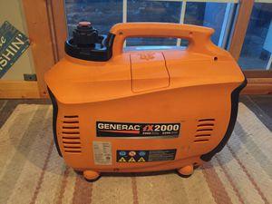 Generac IQ 2000 portable generator for Sale in Streamwood, IL